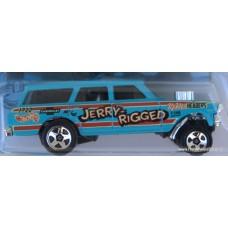 #198 ´64 Nova Wagon Gasser