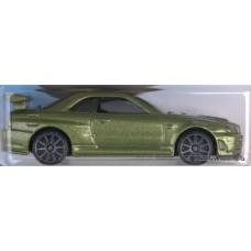 #45 Nissan Skyline GT-R (BNR34)