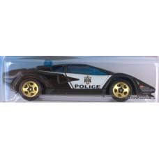 #142 Lamborghini Countach Police Car