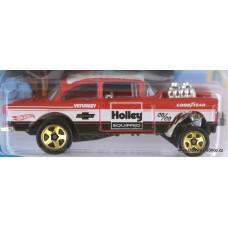 #204 ´55 Chevy Bel Air Gasser