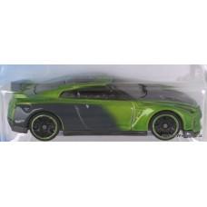 #61 ´17 Nissan GT-R (R35) - Guaczilla