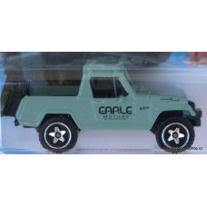 #84 ´67 Jeepster Commando