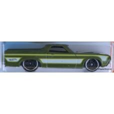 #29 ´72 Ford Ranchero