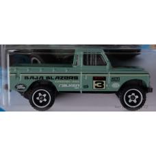 #3 Land Rover Series III Pickup