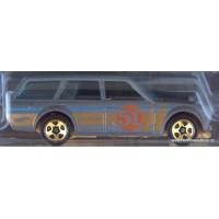 50th Anniversary Satin and Chrome ´71 Datsun 510 Wagon