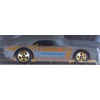 50th Anniversary Satin and Chrome Custom ´67 Pontiac Firebird