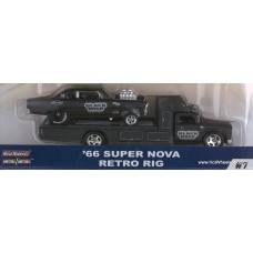 Car Culture Team Transport ´66 Super Nova Retro Rig