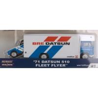 Car Culture Team Transport ´71 Datsun 510 Fleet Flyer