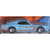 Car Culture Gulf ´69 Ford Mustang Boss 302