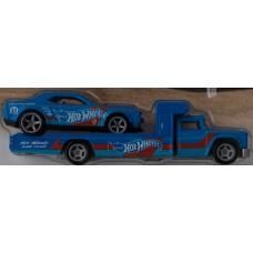Car Culture Team Transport  '18 Dodge Challenger SRT Demon Retro Rig