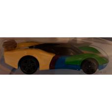 Character Cars Mulan