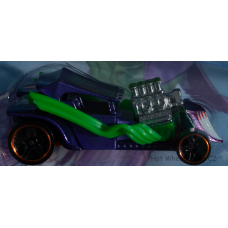 Character Cars The Joker Hot Rod