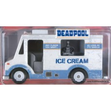 Deadpool Ice Cream Truck