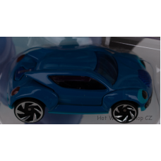 Character Cars Stitch
