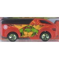 Character Cars Teenage Mutant Ninja Turtles The Vanster