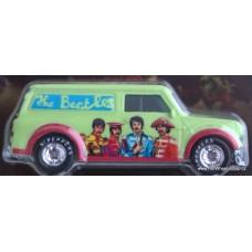 Pop Culture The Beatles '67 Austin Mini Van