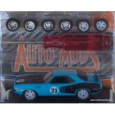 M2 1971 Plymouth HEMI Cuda