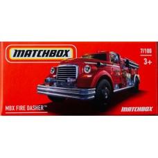 #7 MBX Fire Dasher