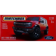 #21 2021 Ford Bronco