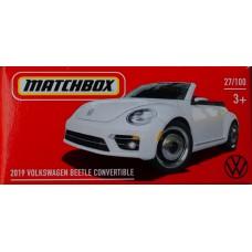 #27 2019 Volkswagen Beetle Convertible