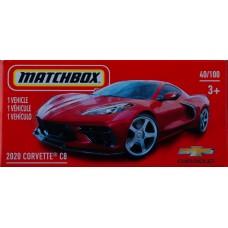 # 40 2020 Corvette CB