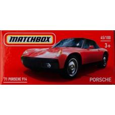 #45 '71 Porsche 914