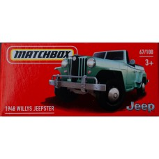 #67 1948 Willys Jeepster