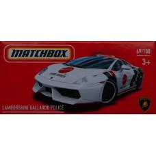 #69 Lamborghini Gallardo Police