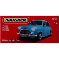 #70 1964 Austin Mini Cooper