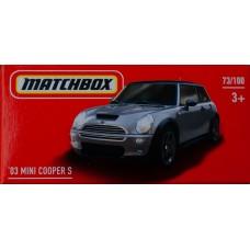 #73 '03 Mini Cooper S