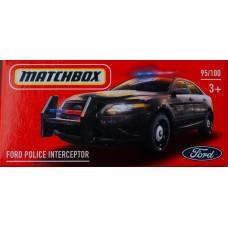 #95 Ford Police Interceptor