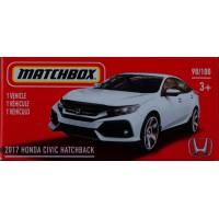 #98 2017 Honda Civic Hatchback