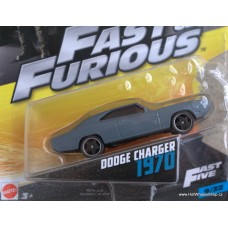 Mattel Fast Furious Dodge Charger 1970