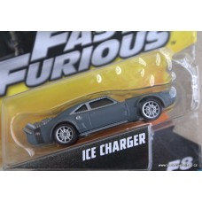Mattel Fast Furious Ice Charger